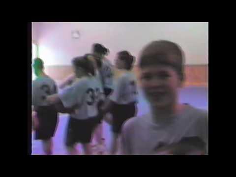 Penobscot Christian School Co-Ed Basketball Game vs Dedham (1999)