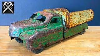 "Rusted Buddy ""L"" Truck Restoration"