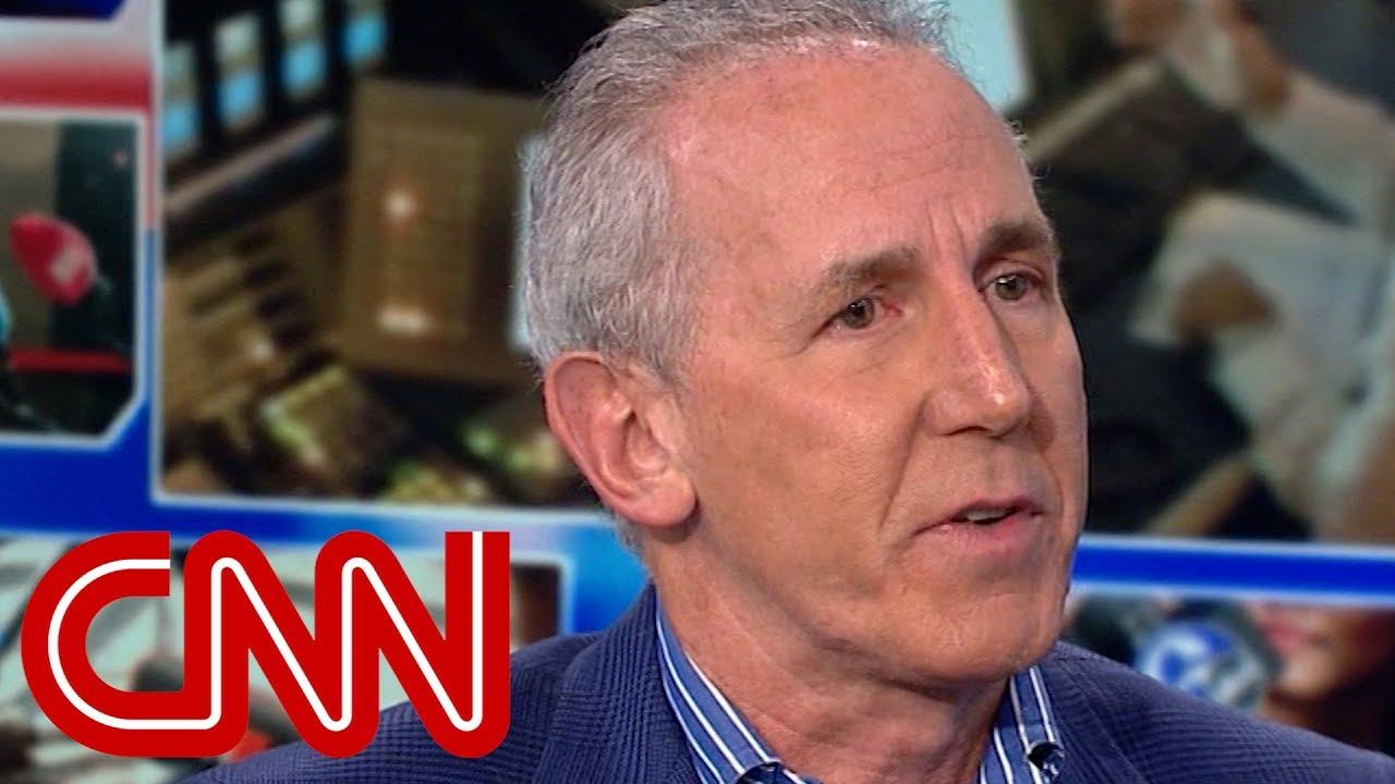 Tony Schwartz: 'No collusion' is Trump's lullaby