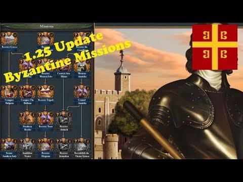 EUIV: 05 Byzantine Missions