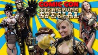 Comic Con Steampunk Special
