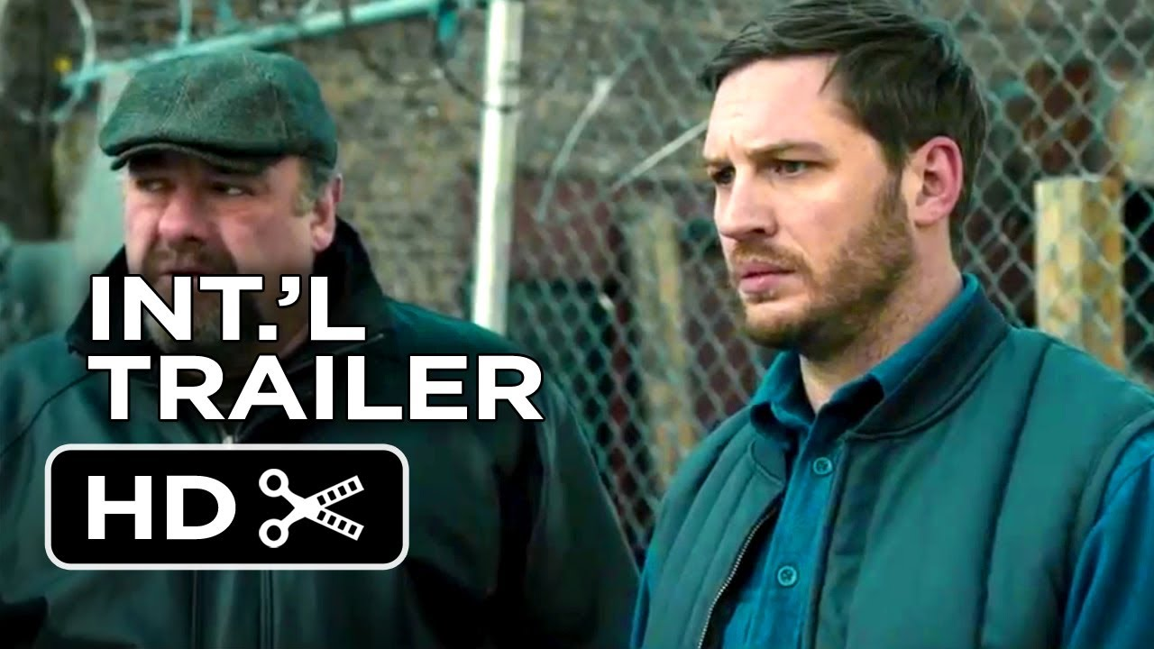 The Drop Official International Trailer #1 (2014) Tom Hardy, James Gandolfini Movie HD