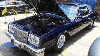 Buick Riviera Pro Street  2015 Car Craft Summer Nationals