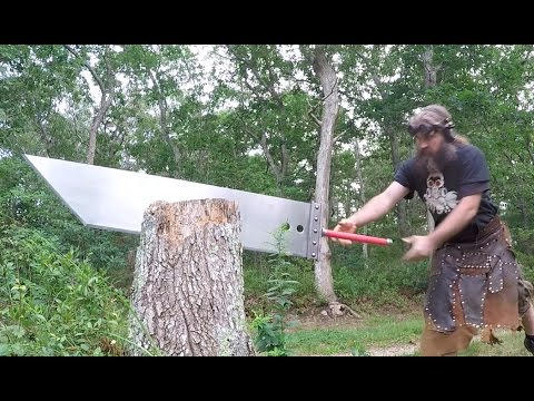 FFVII Buster Sword Build.