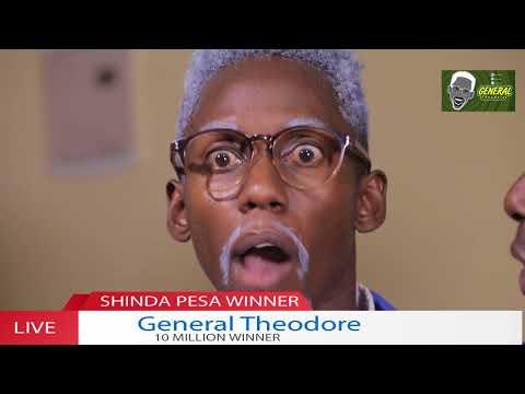 General Theodore wins 10 Million