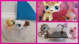 LPS Love Doctor 101 S1 Episode 12: First Dates
