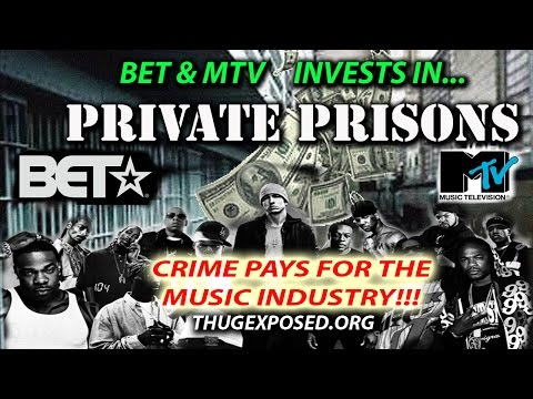 NWA'S STRAIGHT OUTTA COMPTON...PRIVATE PRISON--CONNECTION/CONSPIRACY (PART-1)