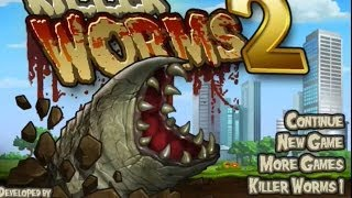 Mini Game Madness! Killer Worms 2