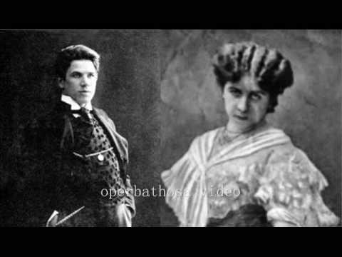titta ruffo & maria galvany 1907 *Libretto verdi rigoletto