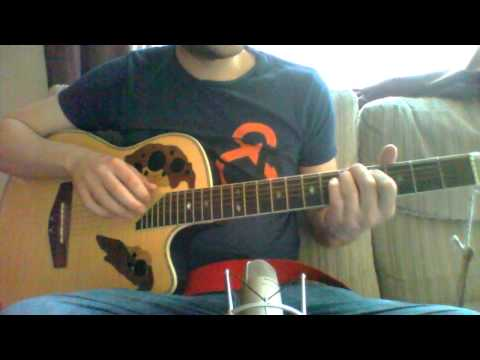 Jose Gonzalez - Heartbeats(Guitar Tutorial )