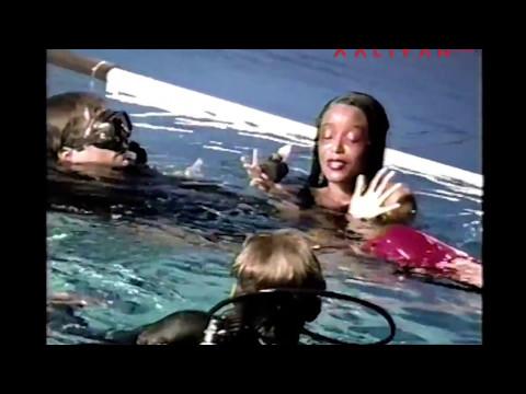 Access Granted: Aaliyah Rocks the Boat