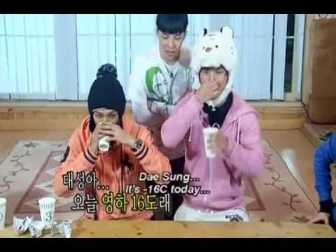 BIGBANG빅뱅 DaeSung대성 & TOP #1