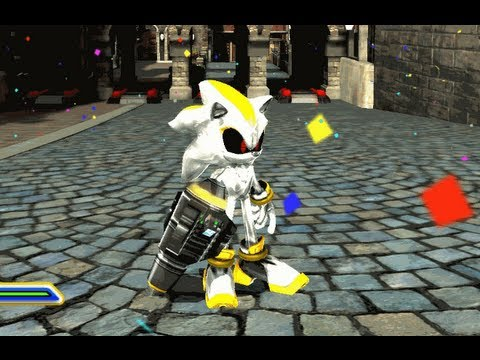 Sonic Generations Shadow Android Mod With Gun Download Youtube