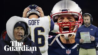 Super Bowl LIII: LA Rams look for revenge against New England Patriots