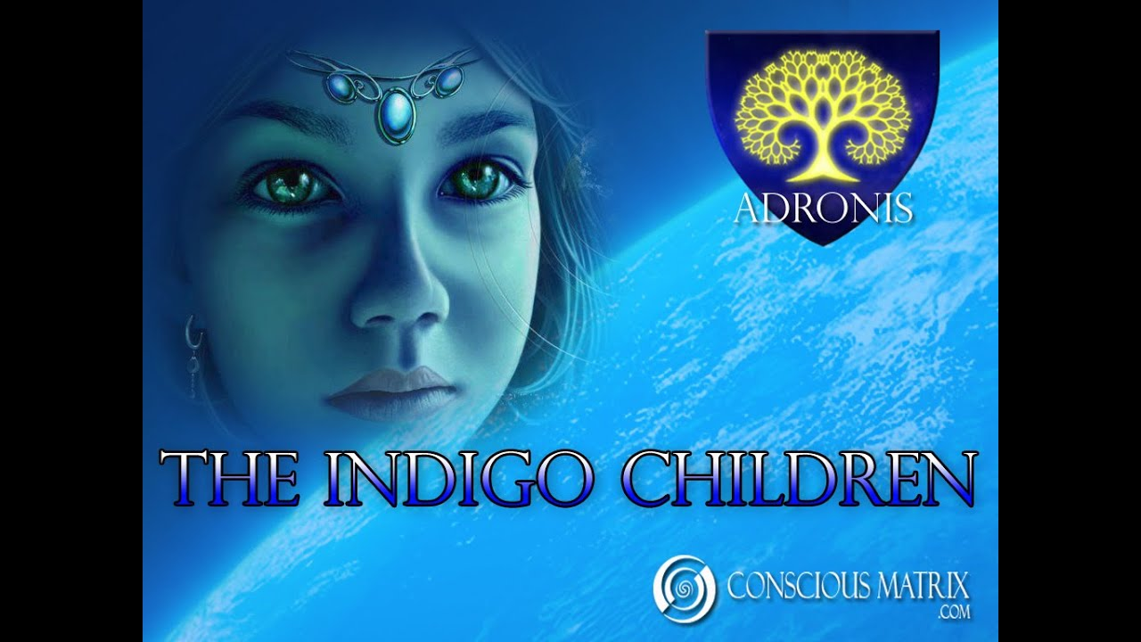 Adronis - The Indigo Children