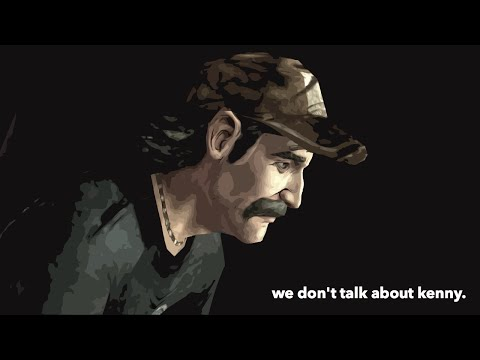 We Dont Talk About Kenny: Telltales Walking Dead Season 2