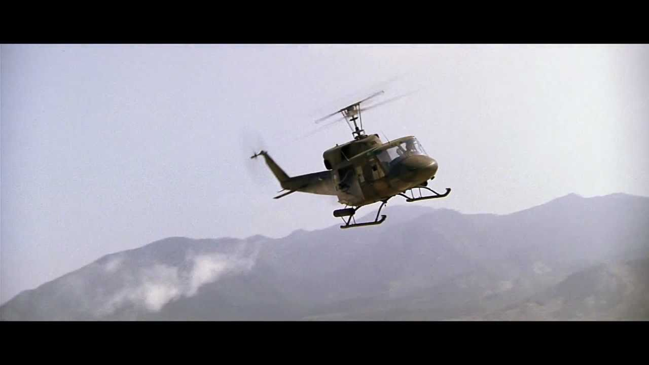 Rambo First Blood Part II Helicopter Fart - NOW IN HD ...