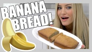 How To Make Banana Bread | iJustine
