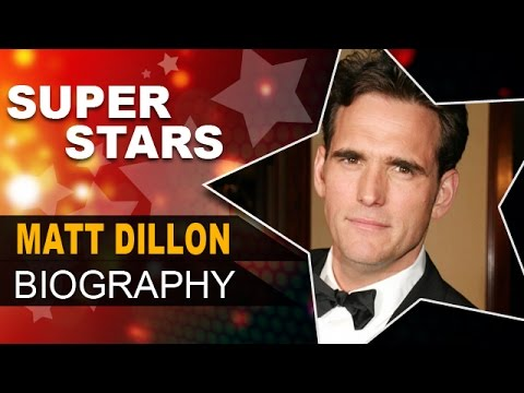 Matt Dillon Biography | Rumble Fish & The Outsiders Fame Actor | Unknown Facts