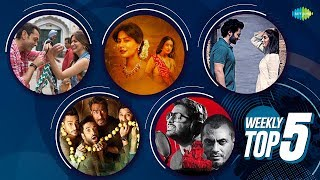 Weekly Top 5 | Nazarbattu | Aate Jaate | Pal | Lag Ja Gale | Chalte Chalte