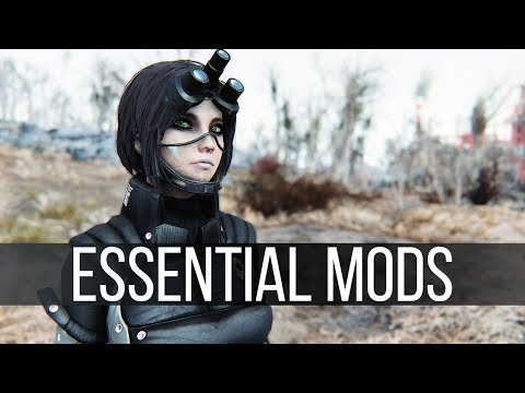 6 Mods for Fallout 4 I Can't Live Without - YouTube