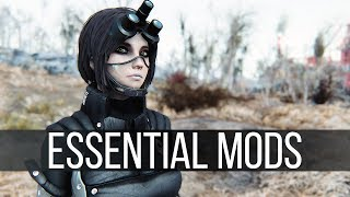 6 Mods for Fallout 4 I Can't Live Without
