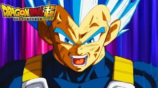VEGETA SURPASSES GOD TOPPO! PREVIEW REVIEW: Dragon Ball Super 126 thumbnail