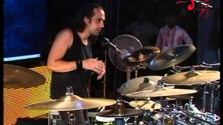 George Kollias (Nile) Live @ The PALM Expo 2011 in Mumbai, India - Part 3