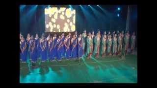 WPS ALIGARH ANNAUAL FUNCTION 2014 WELCOME SONG 3