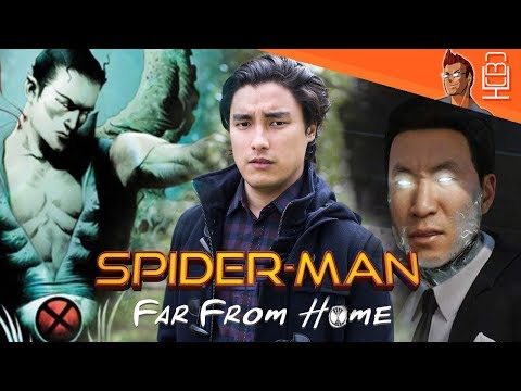 Remy Hii Cast for SpiderMan Far From Home