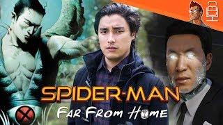 Remy Hii Cast for Spider-Man Far From Home