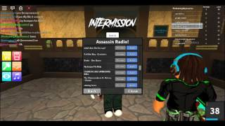 Roblox Assassin #5 spending my first batch of robux!