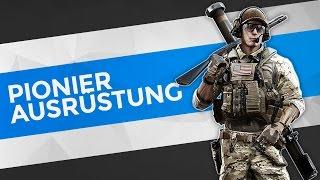 Battlefield 4 Mein Lieblings Klassenloadout für den Pionier (BF4 Gameplay/GameDoku)