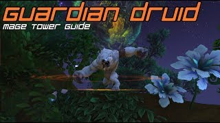 Video Guardian Druid Mage Tower Challenge Guide: The Highlord's Return download MP3, 3GP, MP4, WEBM, AVI, FLV April 2018
