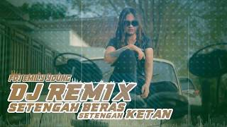 Gambar cover FDJ Emily Young - SETENGAH BERAS SETENGAH KETAN (Official Lyric Video) | REMIX