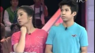Nashlene Minute to Win It Part 1