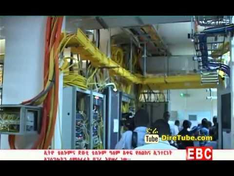 Ethio & Djibouti telecom to expand International Telephone and Internet service Dec 13 News