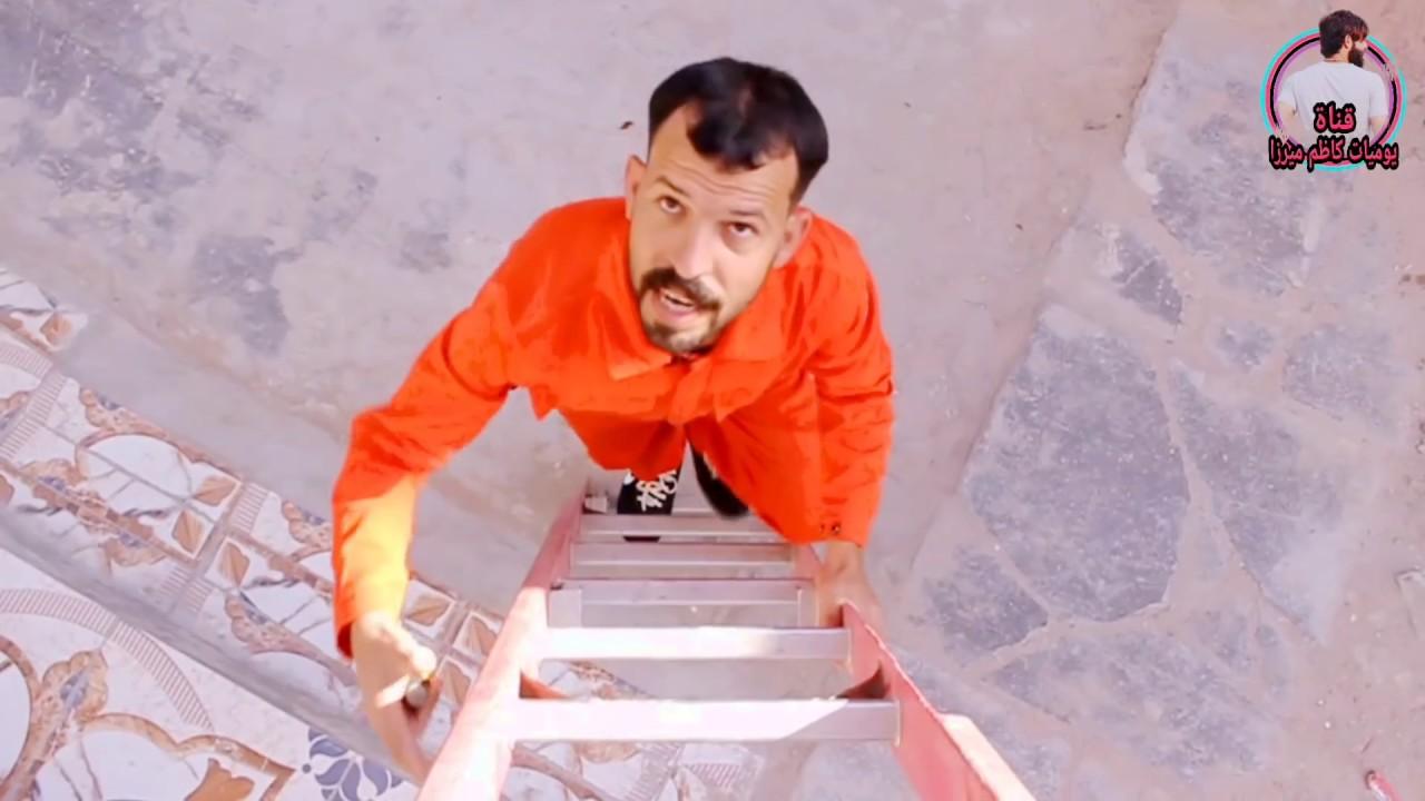 تحشيش ابو الكهرباء من يشيلون التجاوزات ولحجي يشحتهم