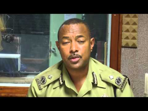 Interview with Police High Command - 9th July 2015
