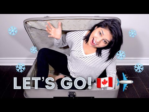 How | What to pack for Canada | Winter