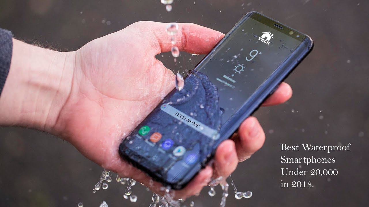 pretty nice 60de9 0fe27 Top 5 Best SAMSUNG Waterproof Smartphones in 2018