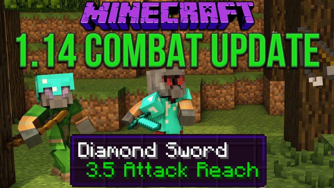 Minecraft 9.94 Combat Update Snapshot (Experimental PvP Changes)