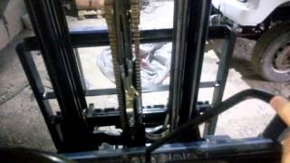 Ремонт вилочного погрузчика Toyota 8FD15(, 2014-10-20T10:05:30.000Z)