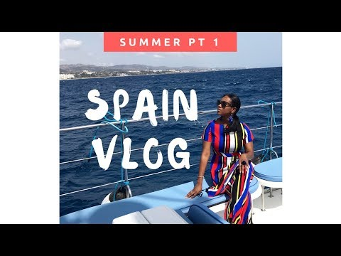 Spain Vlog! | Family bonding in Andalucia | Marbella | Summer