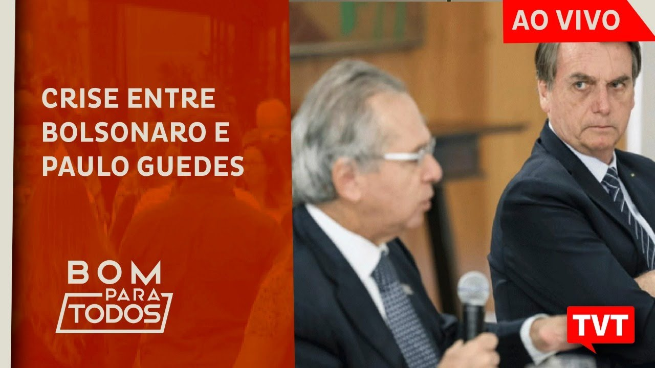 ? MST aciona STJ para reverter despejo - Crise entre Bolsonaro e Paulo Guedes – BPT 13.08.2020