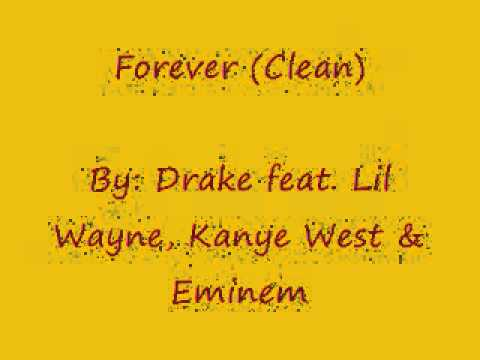 Forever by Drake (Clean Version)