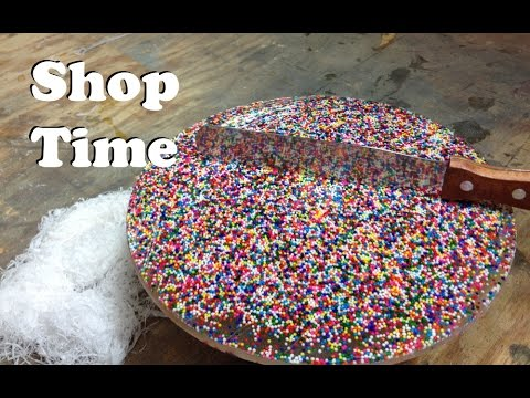 Candy Sprinkle Cake Stand Youtube