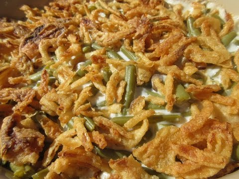 French's FAMOUS GREEN BEAN CASSEROLE How to make GREEN BEAN CASSEROLE Recipe