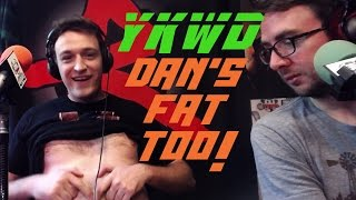 Gambar cover YKWD #72 - Dan's Fat Too! (DAN SODER, JOE LIST, ROBBIE PRAW)