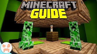 Easy CREEPER FARM! | Minecraft Guide Episode 72 (Minecraft 1.15.2 Lets Play)